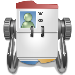 rolodex icon